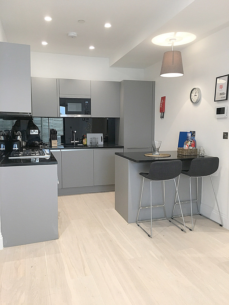 Oxford Street Serviced Apartments