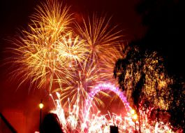 Best Places In London To See Bonfire Fireworks 2018