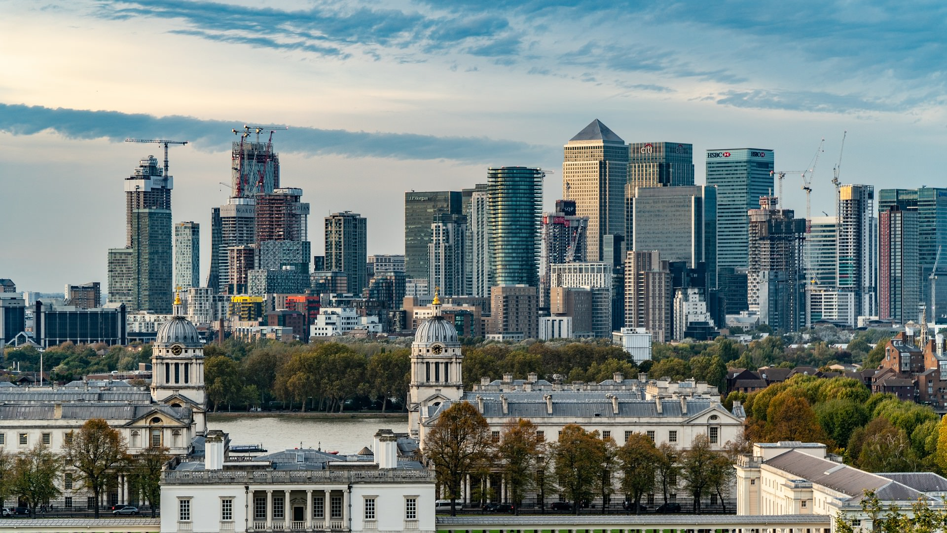Discover A New Life In London
