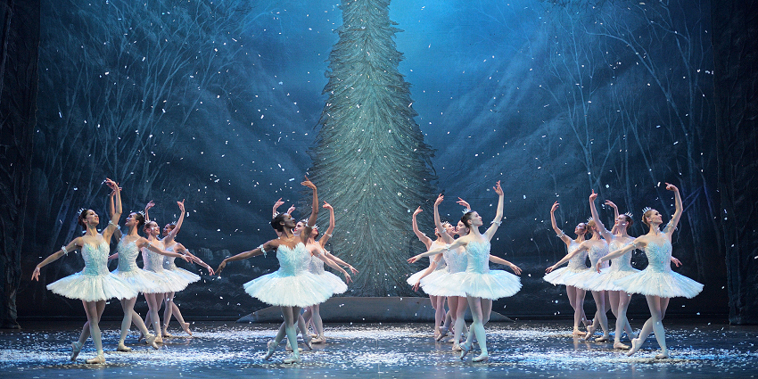 The Nutcracker by the English National Ballet - Coliseum