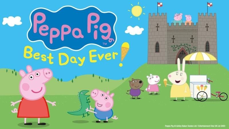 Peppa Pig Best Day Ever - The Duke of York's Theatre