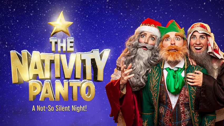 The Nativity Panto - A Not So Silent Night