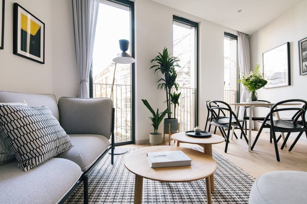 Oxford Street Crown 3B | London Serviced Apartments