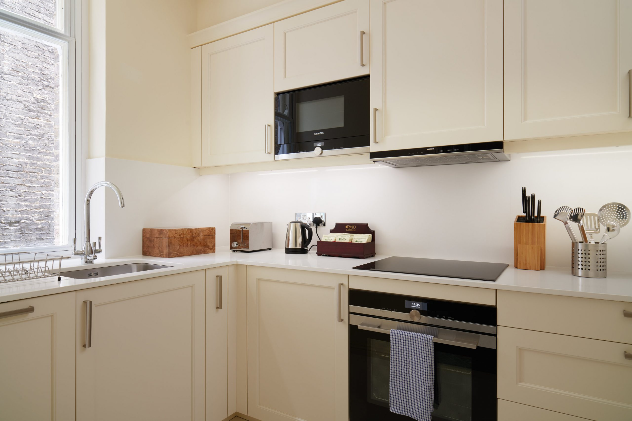 Kensington Garden Suite | London Serviced Apartments